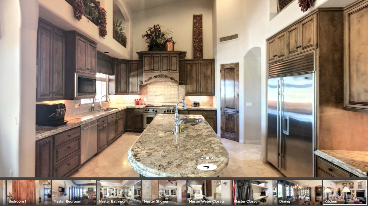 3d Home Zillow Creates New 3d Home Feature With Special Photo App To