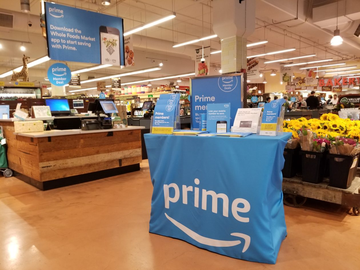 Amazon Grocery Amazon Expands Whole Foods Grocery Delivery To Its Hometown Of