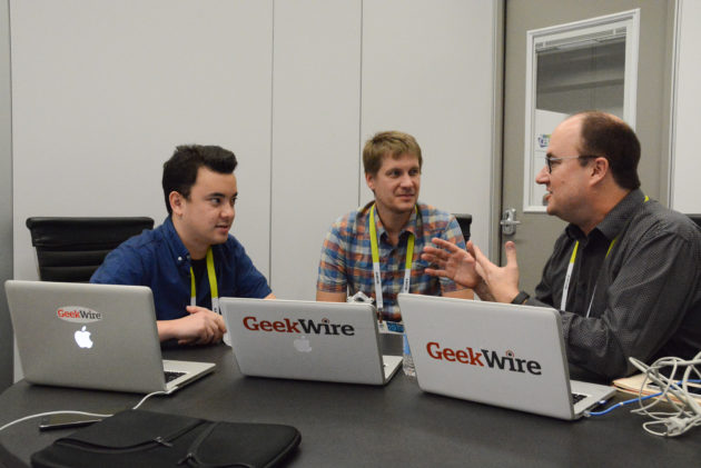 GeekWire Update A new managing editor, and a bigger focus on our