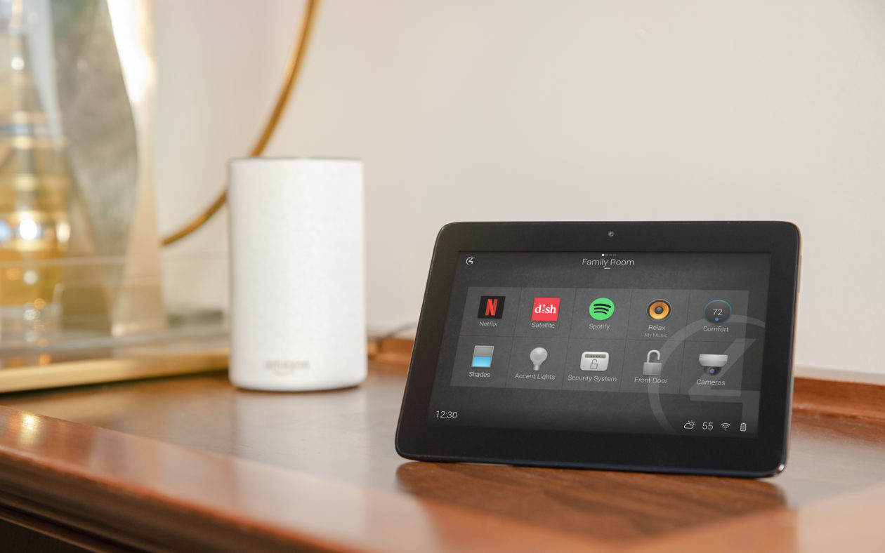 Amazon Smart Home Ex Amazon Alexa Exec Lays Out Control4 S Vision Of An Operating