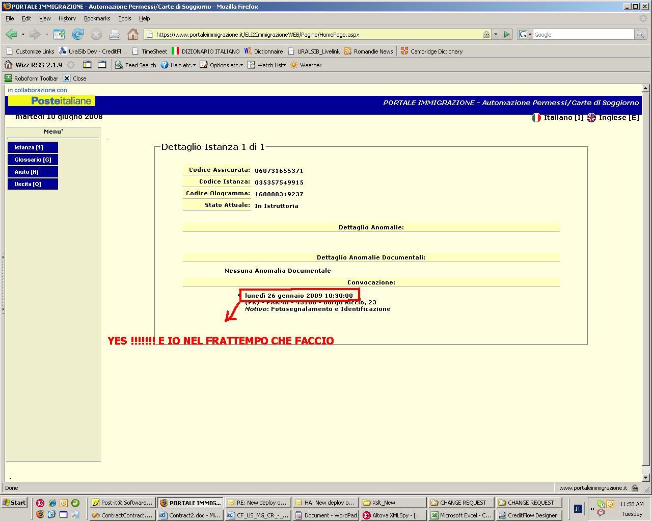 Permesso Di Soggiorno Check Online