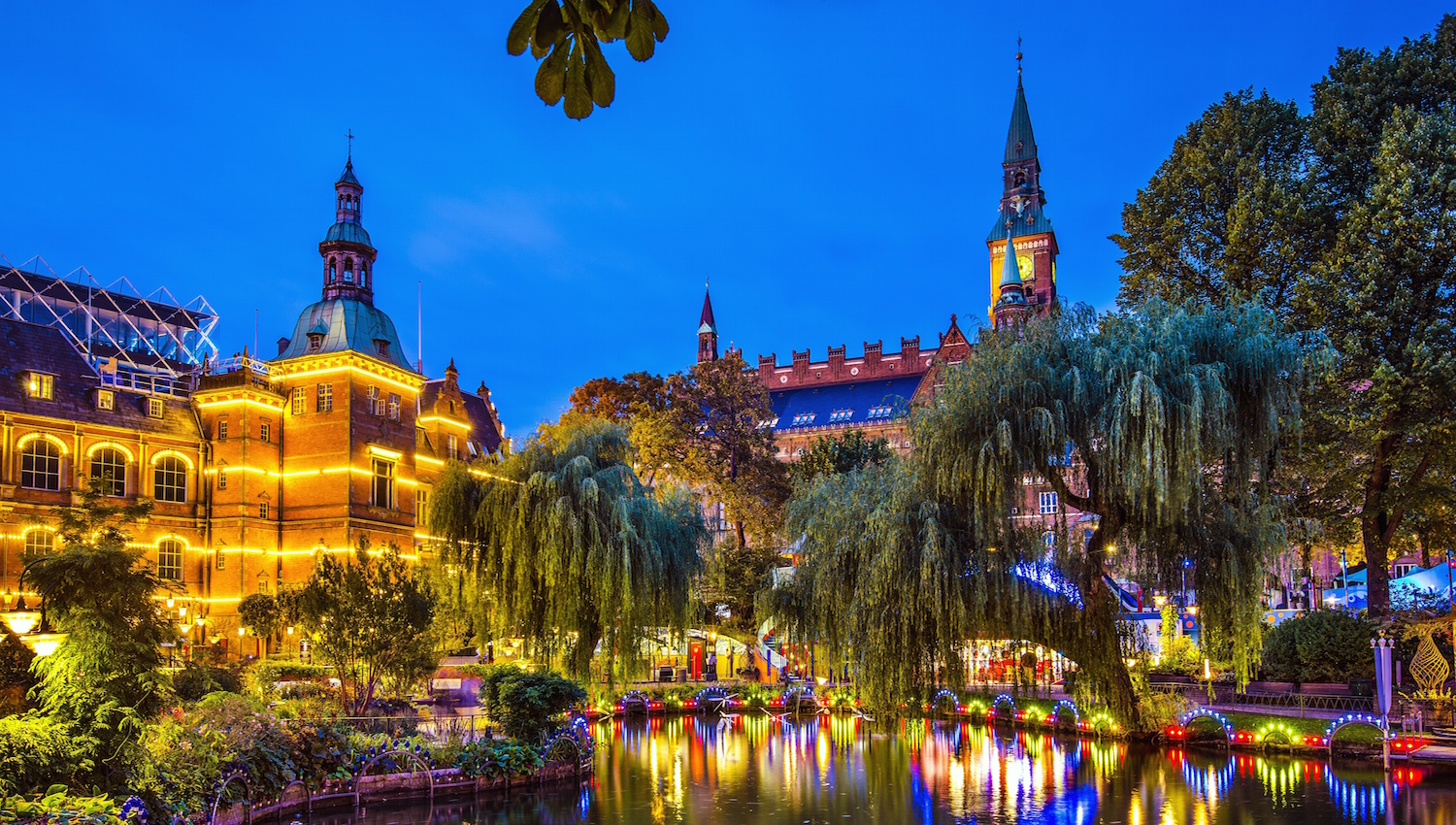Tivoli Park Restaurants Tivoli Gardens Copenhagen Book Tickets And Tours