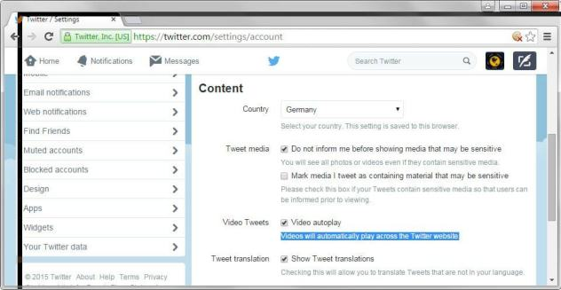 twitter video auto-play