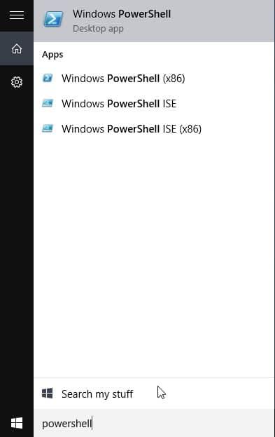 Cara menghapus aplikasi bawaan Windows 10