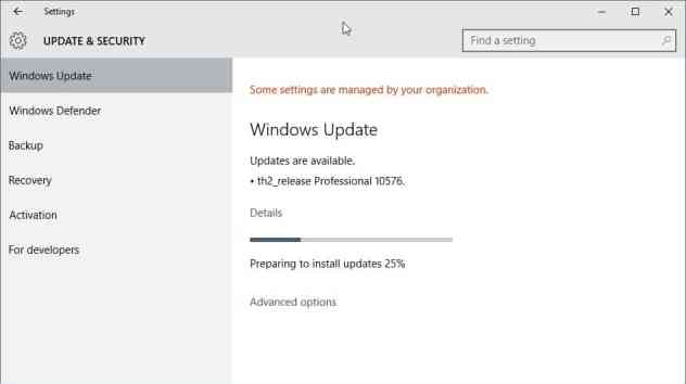windows 10 pro 10576