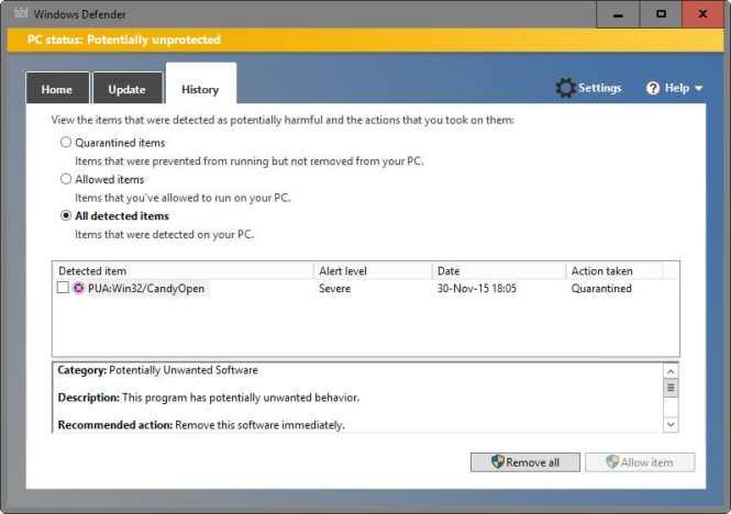 Cara Menambahkan Perlindungan dari Adware di Windows Defender