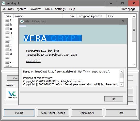 veracrypt 1.17