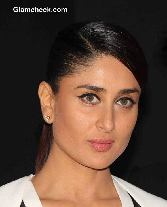 Kareena Kapoor New Hd Wallpaper Kareena Kapoor S Natural Makeup At The Launch Of Singham