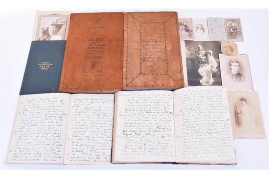 Personal Diaries Compiled by Lieutenant Alfred T Perkins 21st Royal