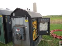 2007 Central boiler classic 5036 outdoor wood furnace, used.