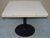 4 x Round to Square Dining Tables - Square Dining Table ...