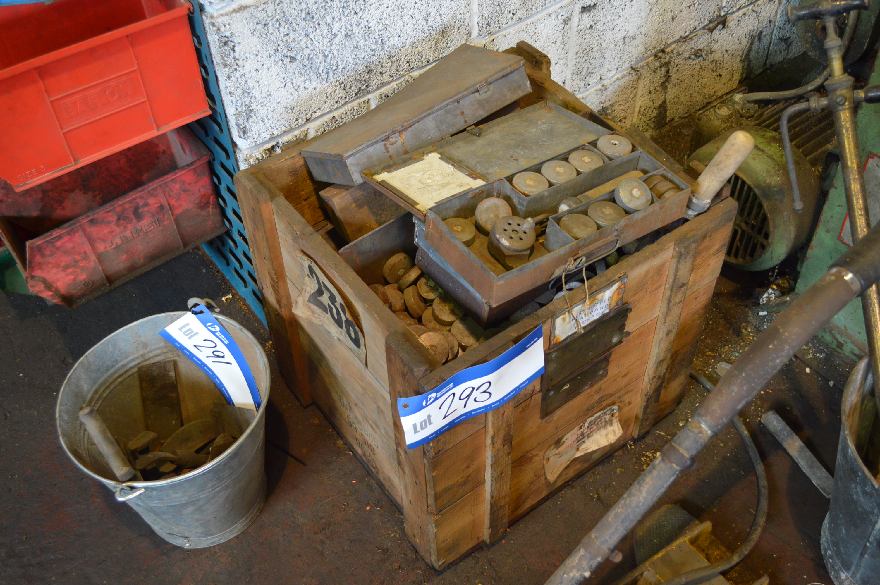 Timber Crates For Sale Chemical Soldering Irons And Equipment In Timber Crate