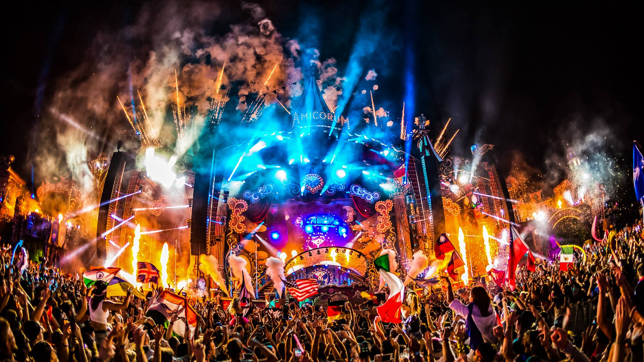 Tomorrowland Tickets Tomorrowland 2017 Lineup