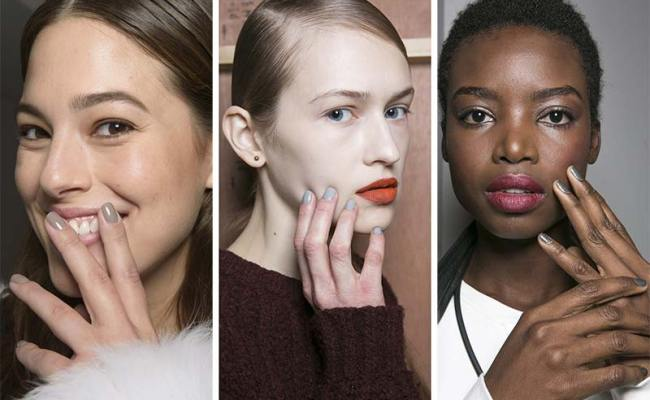 Fall Winter 2017 2018 Nail Trends Glowsly