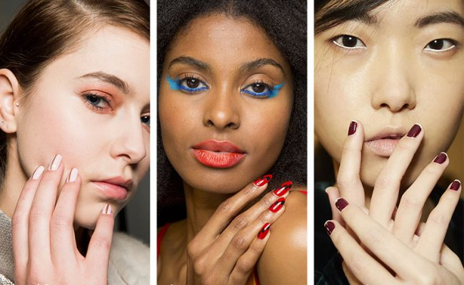 Fall Winter 2018 2019 Nail Trends Fall 2018 Nail Art Trends Glowsly