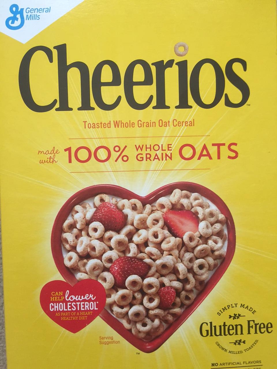 Fullsize Of Gluten Free Cereal