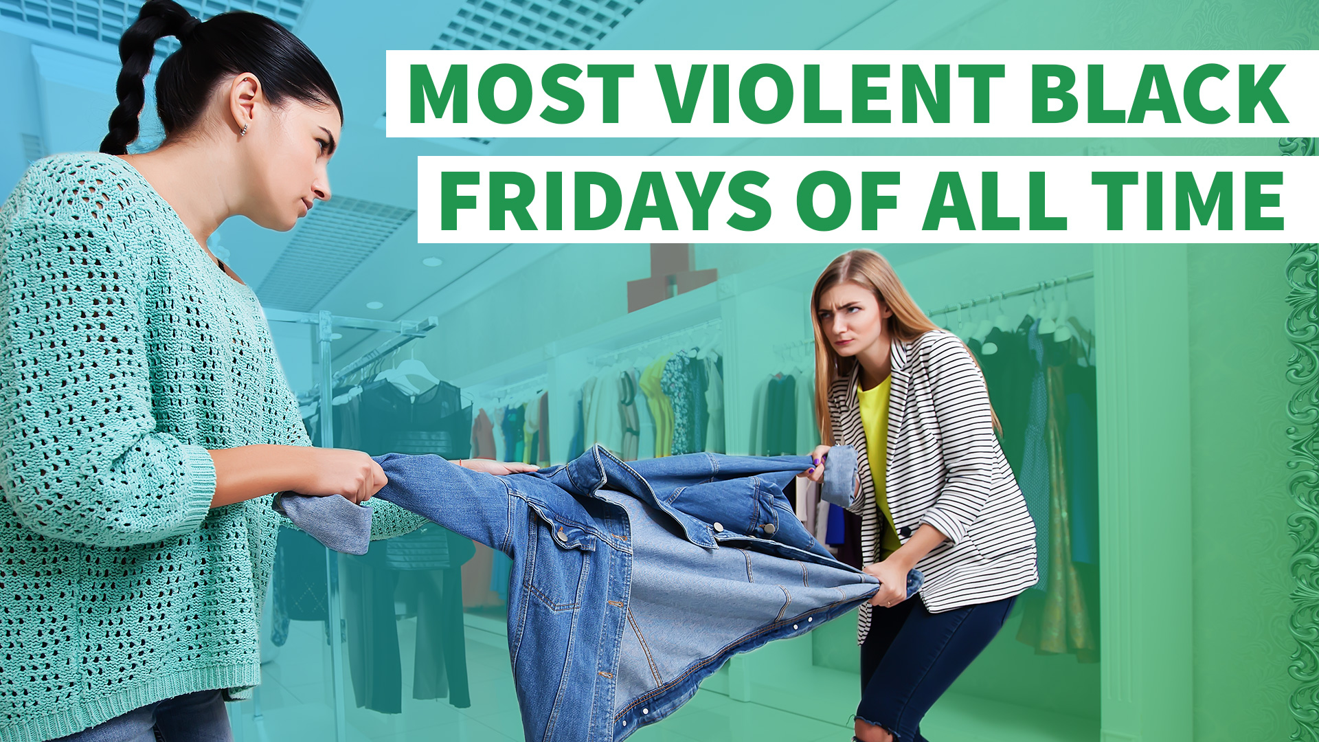 Black Friday Shopping The Most Violent Black Friday Fights Of All Time Gobankingrates
