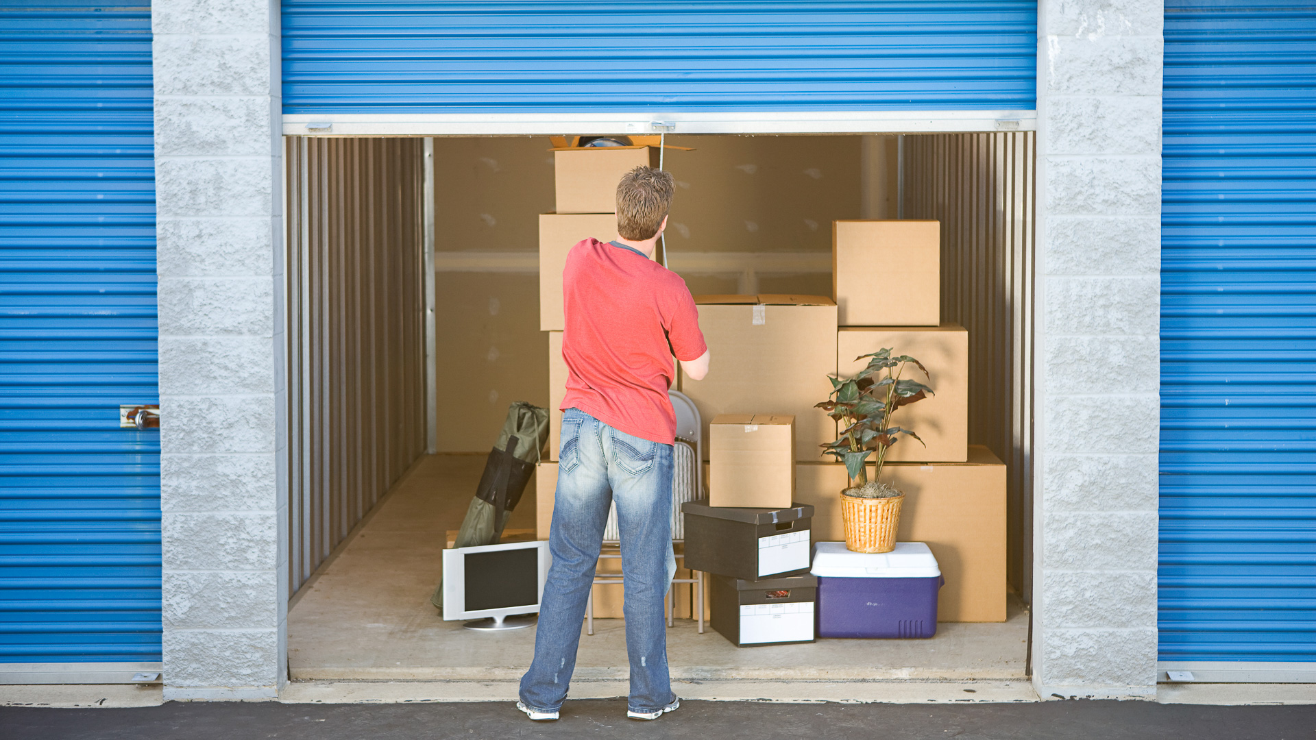 Storage Rental Perth Why Paying For A Storage Unit Is Always A Terrible Idea