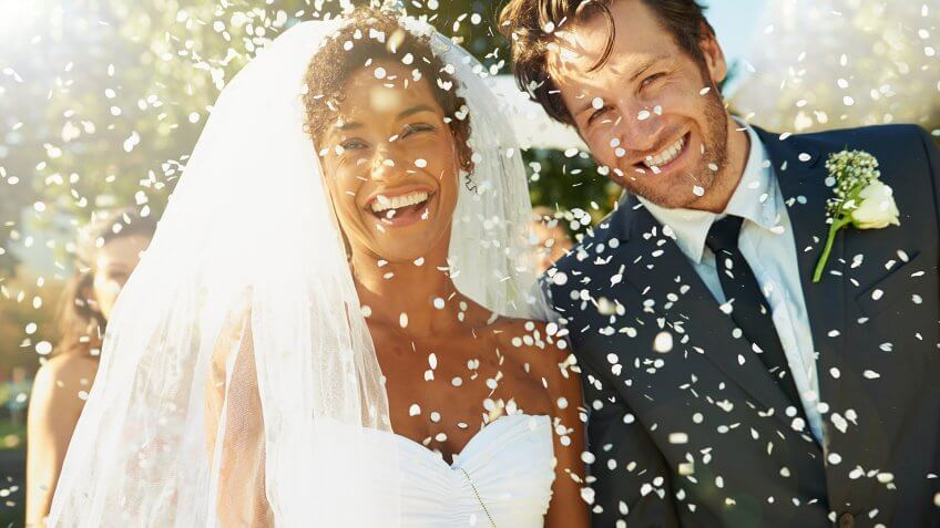 Here\u0027s How Much the Average Wedding Costs GOBankingRates - wedding budget estimates