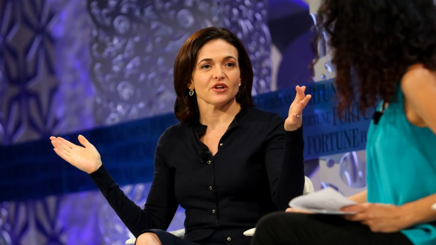 Sheryl Sandberg Net Worth and 25 Other Most Powerful Women in