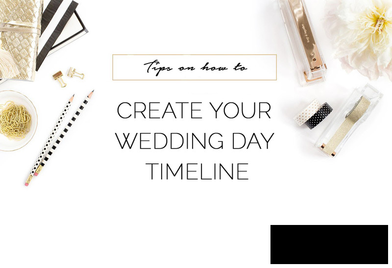 Tips For Creating Your Wedding Timeline - Amy Aiello Photography