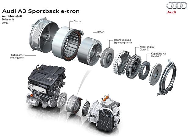 4 cylinder Motor diagram