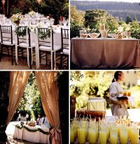 Backyard Wedding Decoration Ideas | Romantic Decoration