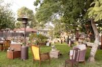 Eclectic Backyard Wedding: Star + Duncan  Part 2 | Green ...