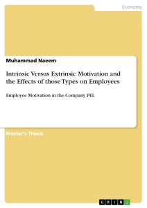 research paper on intrinsic and extrinsic motivation