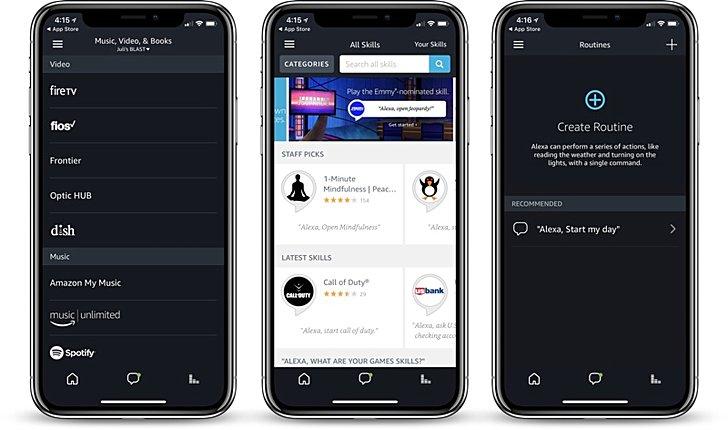 Alexa app from Amazon is finally iPhone X compatible - GSMArena news