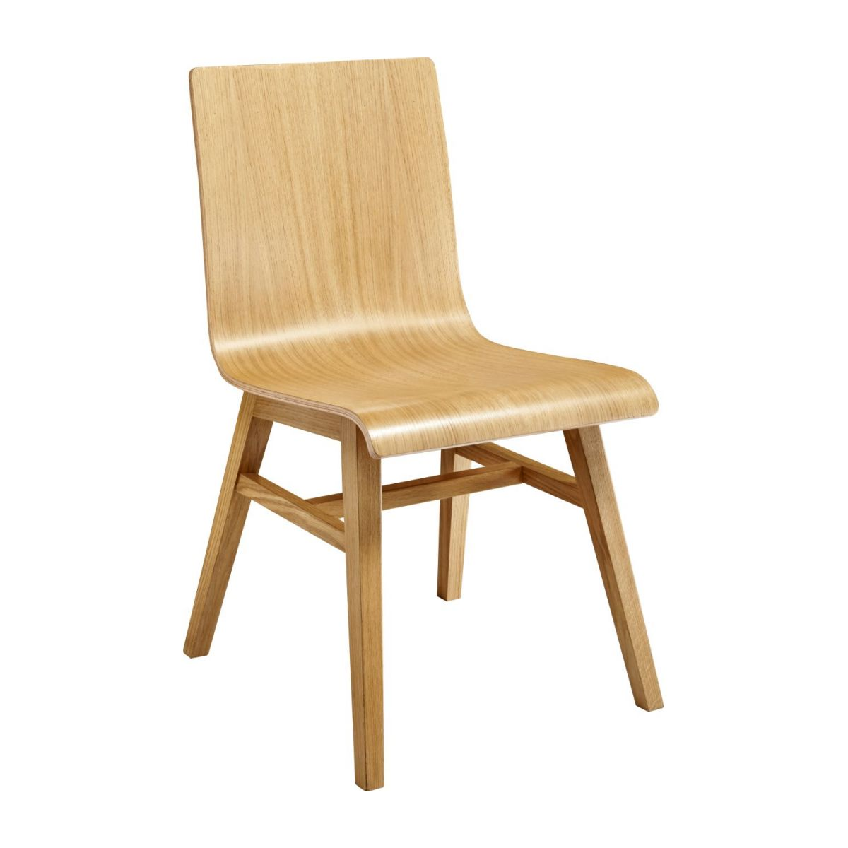 Chaise Fauteuil Pour Salle A Manger Ply Ii Chaise En Chêne Massif