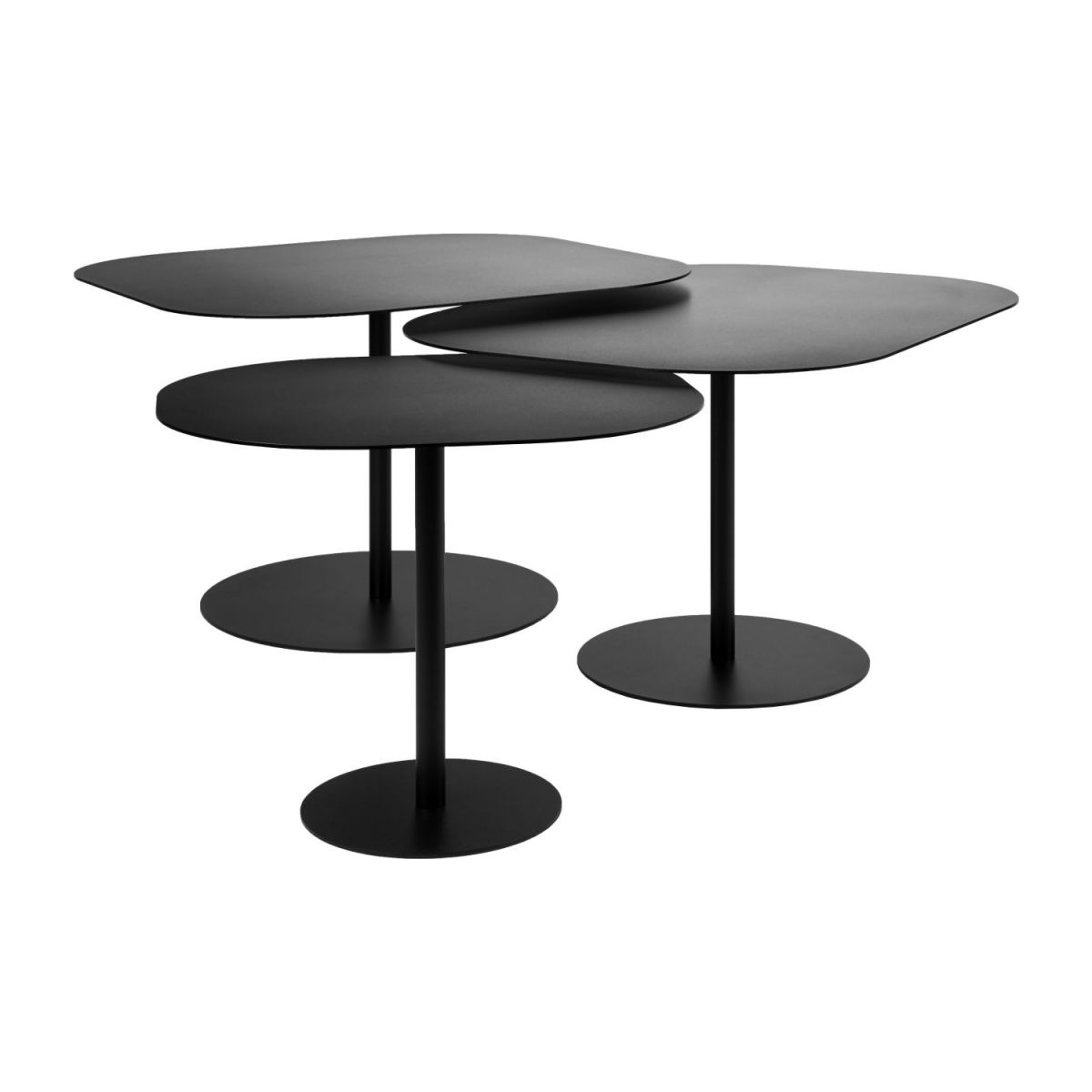 Table Basse En Metal Galets Pull Out Coffee Tables