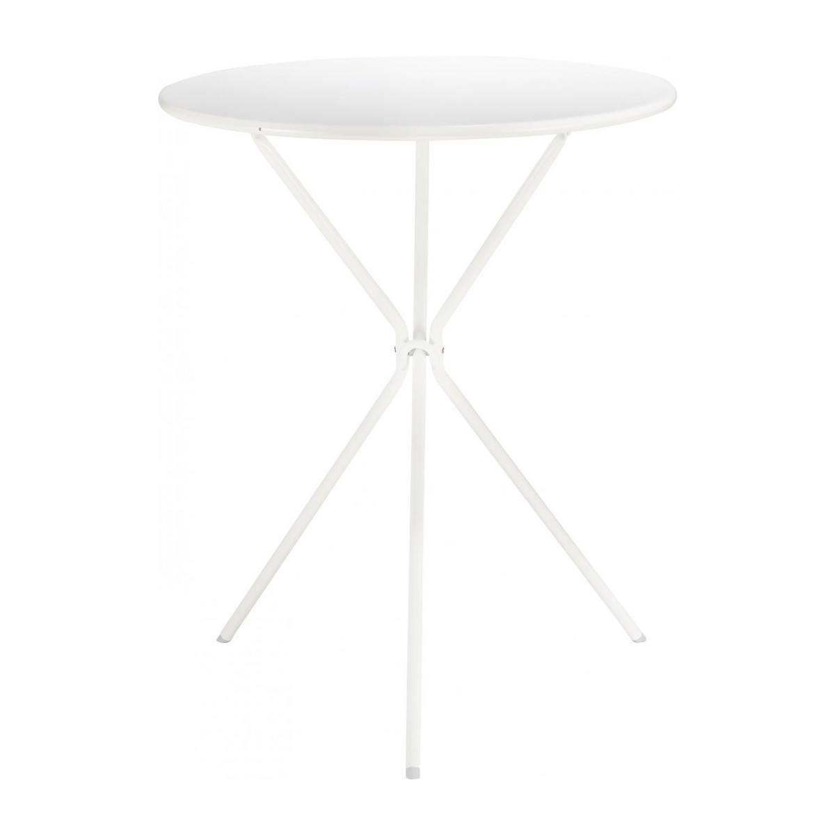 Table Pliante Exterieur Rosso Table Pliante Blanche