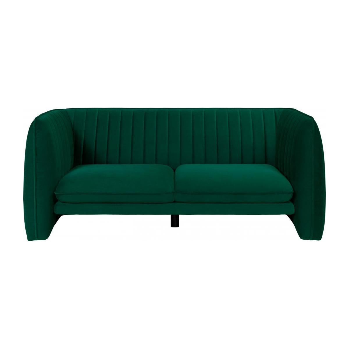 Bettsofa Chesterfield Schlafsofa Samt Grün Besten Bettsofa Design Ideen