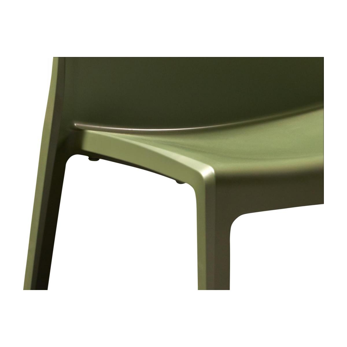 Chaises Classiques Salle Manger Malya Chaise Verte
