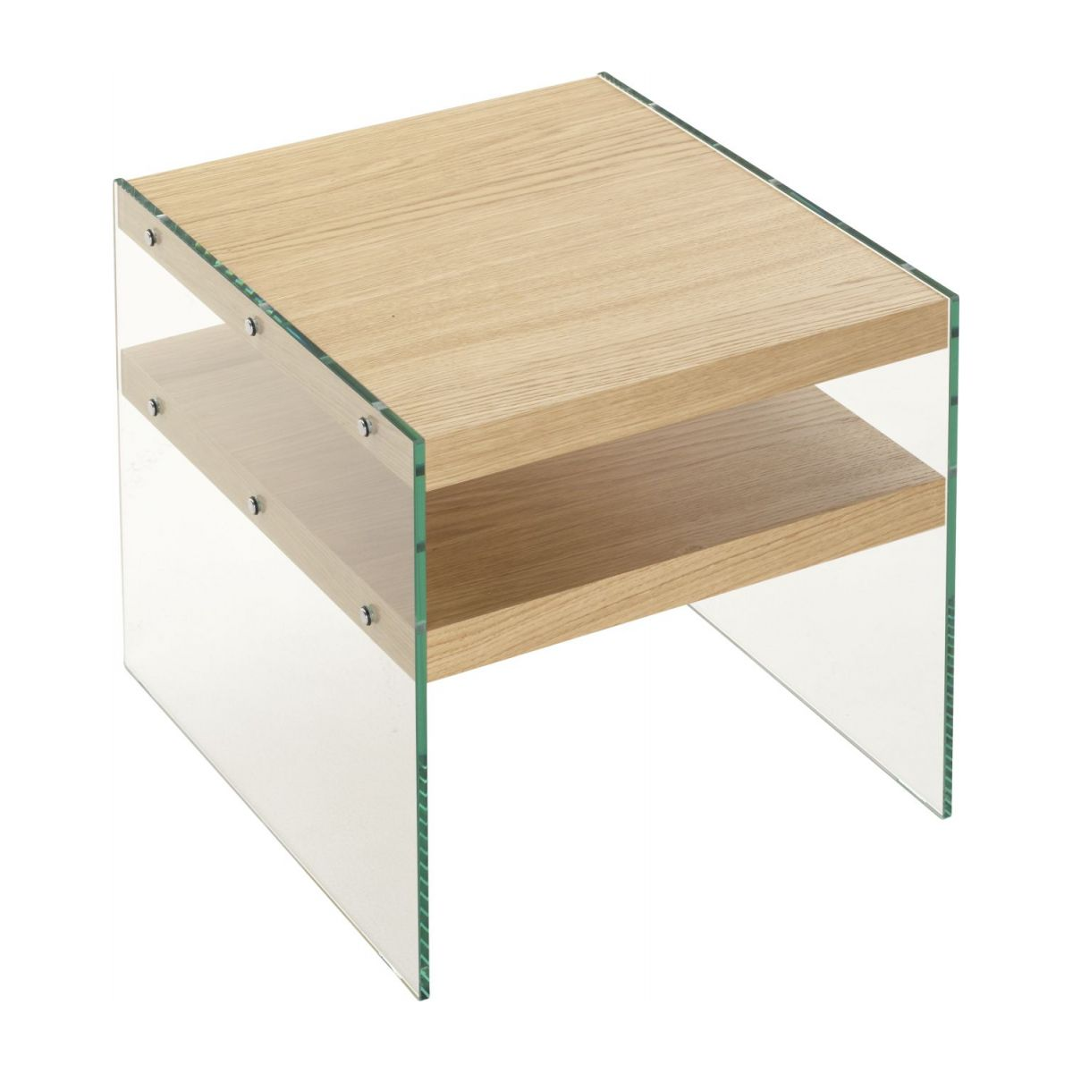 Table D Apoint Elegance Tables D 39appoint Naturel Bois Habitat