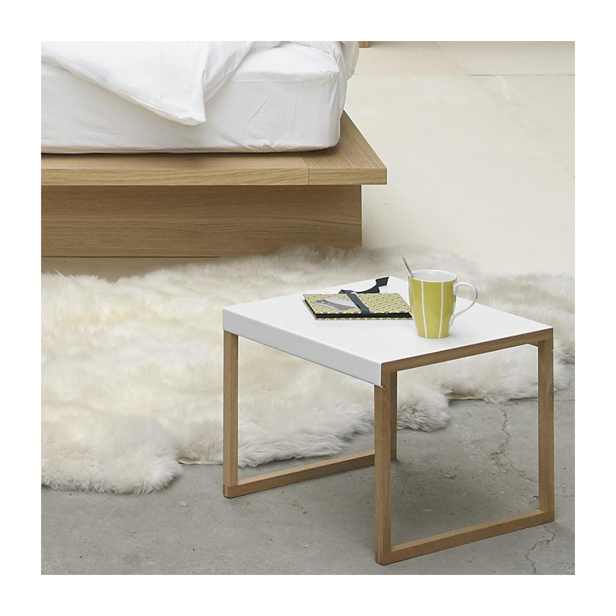 Table D Appoint Blanche Kilo Table D 39appoint Blanche Habitat
