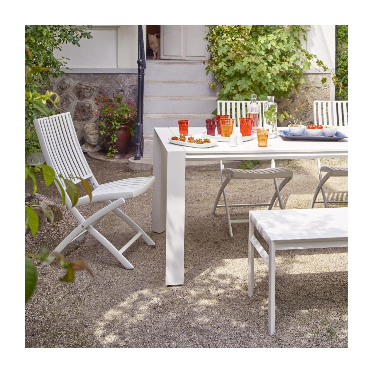 Table Jardin Blanche Stunning Table De Jardin Blanche Habitat Contemporary House