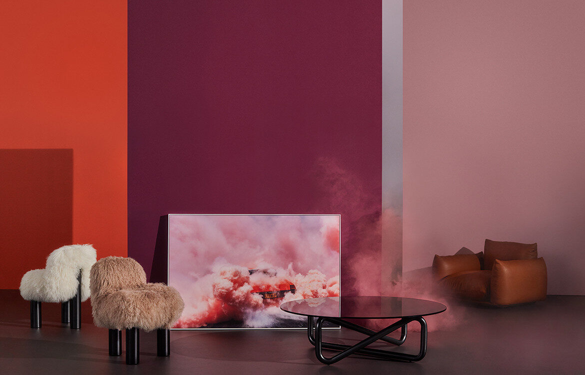 Wall Prints For Living Room Australia Australian Art Meets Artful Italian Design At Arflex Habitus Living