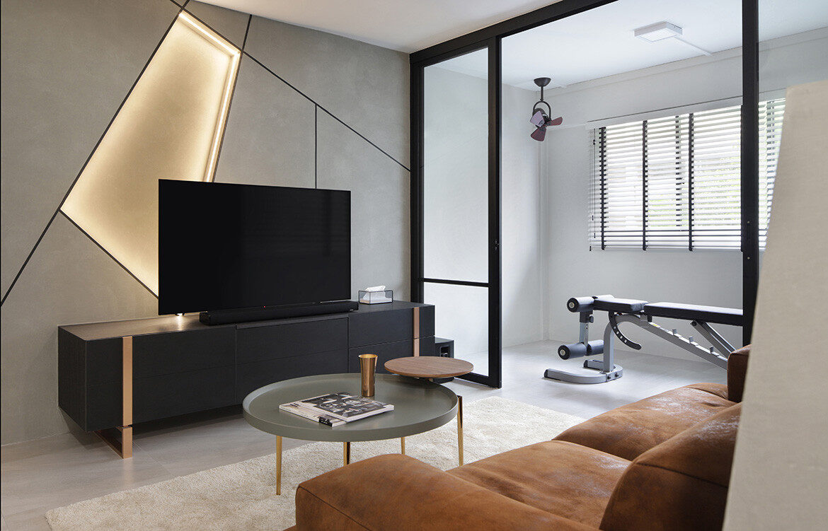 Appartement Interieur Luxe The Luxe Looking Yishun Apartment Habitus Living