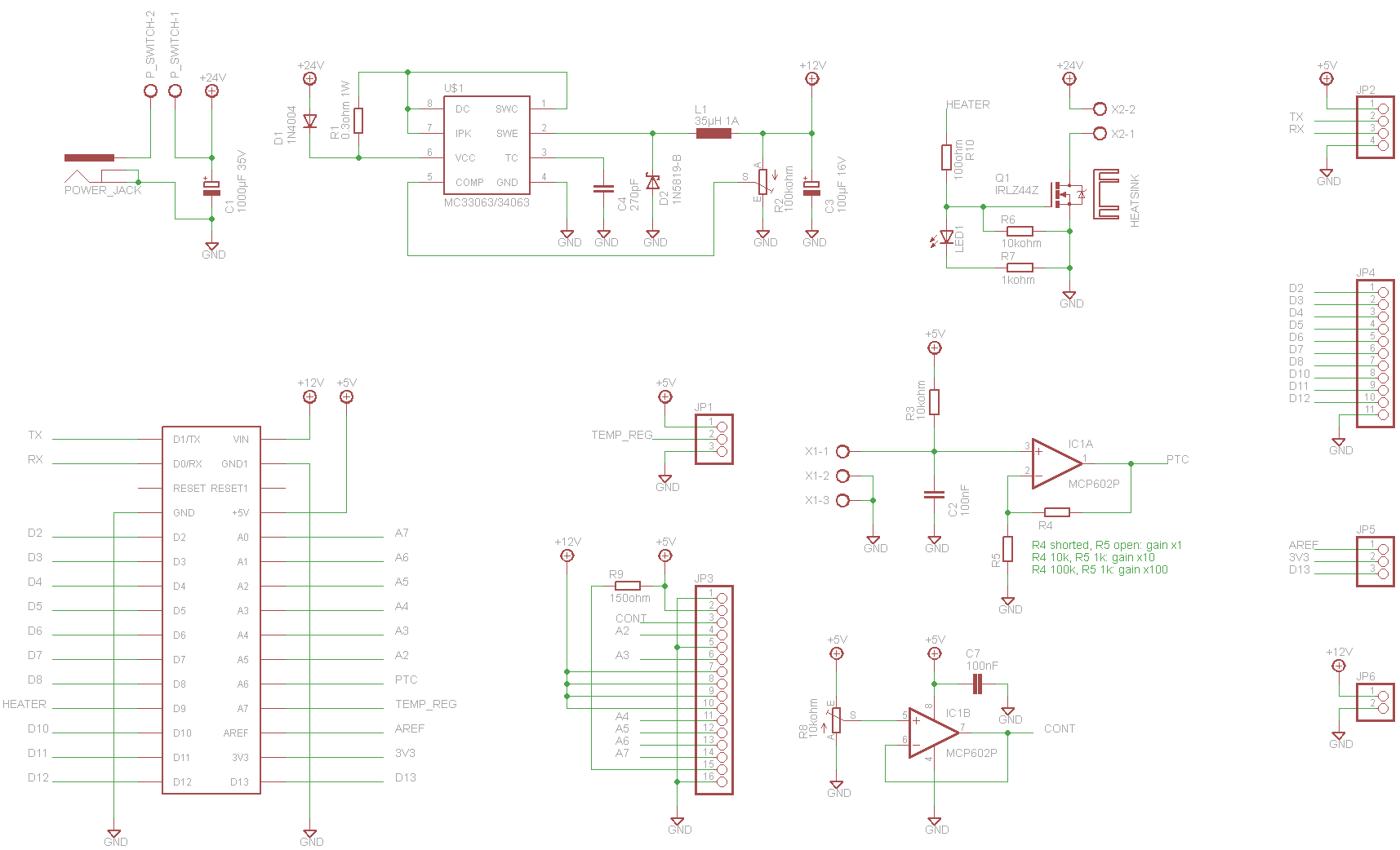 wiring io board 27