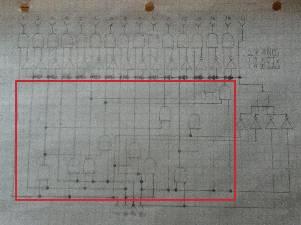 Project 4 bit computer built from discrete transistors Hackadayio