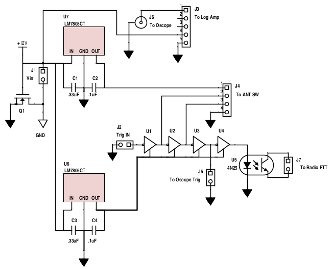 digital signage wiring diagram