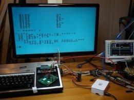 TI-99/4A memory extension with Pipistrello FPGA