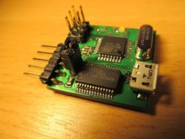 Microchip PIC Arduino based programmer