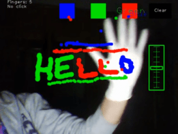 OpenCV for Color Detection