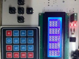Arduino DMX-512 Tester and Controller