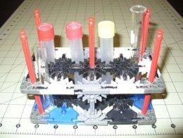 K'nex Test Tube Rack