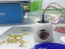RosBot: The Smallest 360 Degree LIDAR Scanner