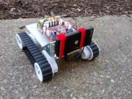 WIFI Operated Rover w/ Android and IOIO